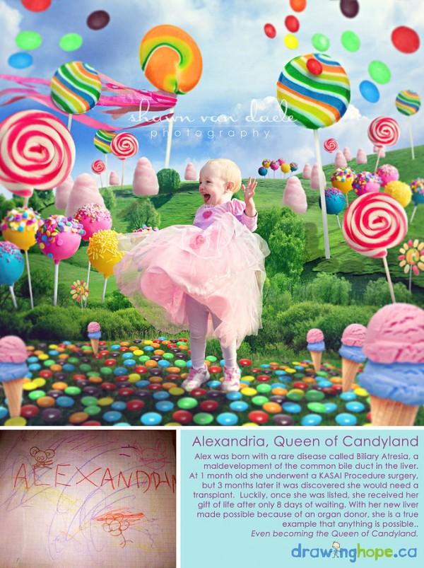 Alexandria-reina-del-pais-de-los-caramelos