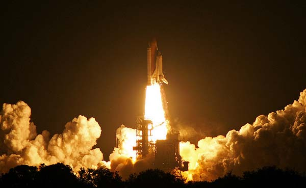 cohete-espacial