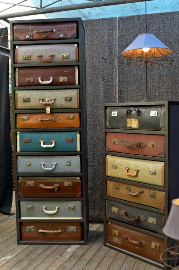 31 Sorprendentes Objetos Nuevos Reciclando Objetos Viejos Bastisimo - Reciclado-de-muebles-viejos