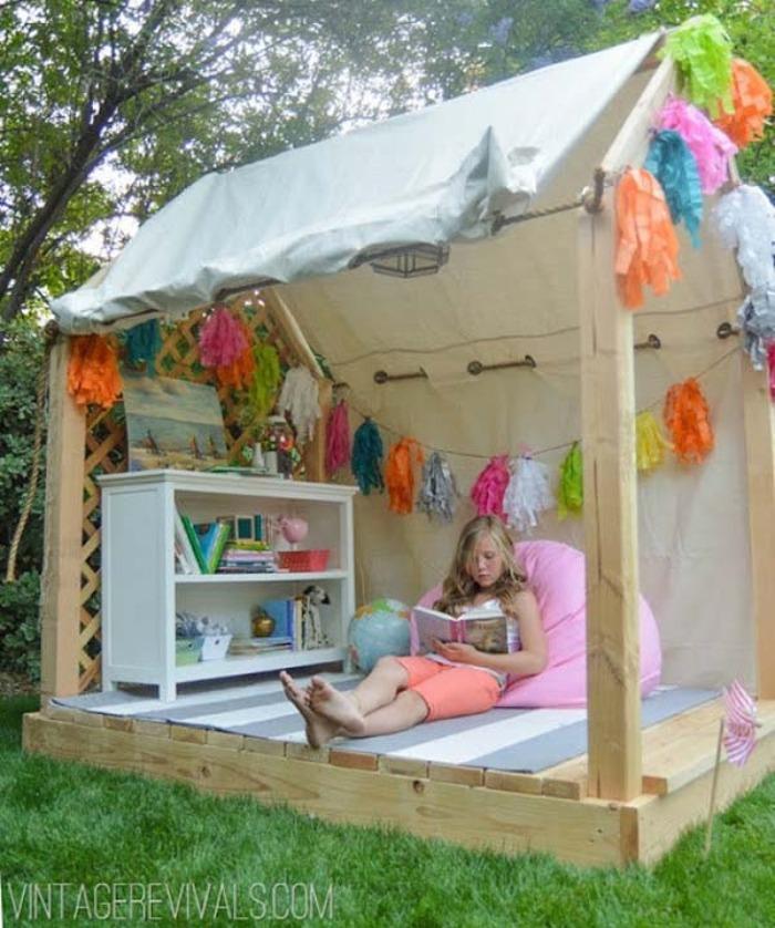 29 patios traseros incre bles grandes ideas para tu casa for Ideas para patios de casas