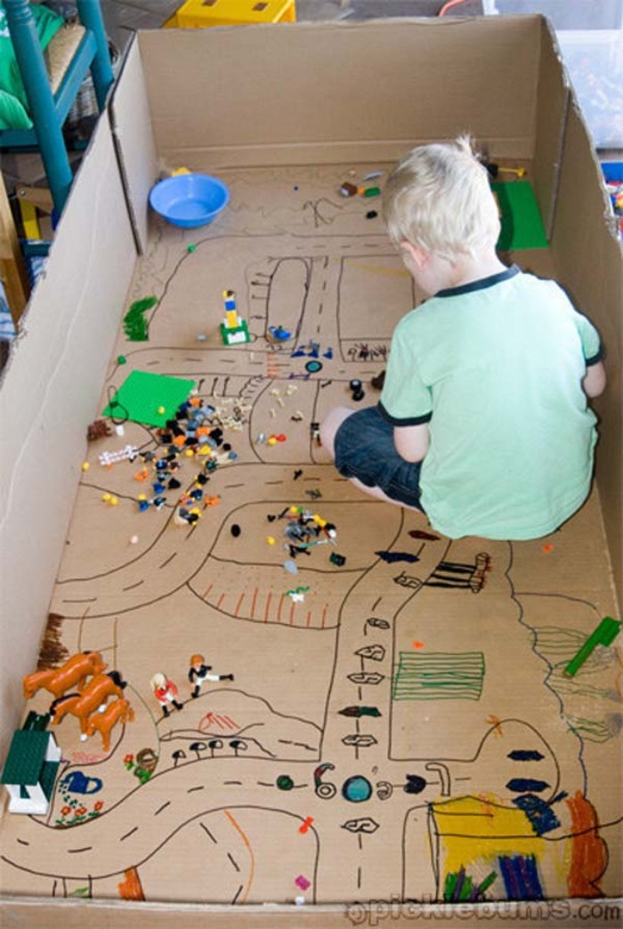 21 Ingenious Ways To Keep Your Kids Entertained All Day Long
