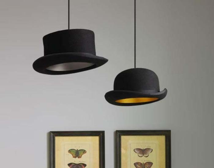 21 Lámparas Originales Que Puedes Hacer Tú Mismo En Casa   Bastísimo