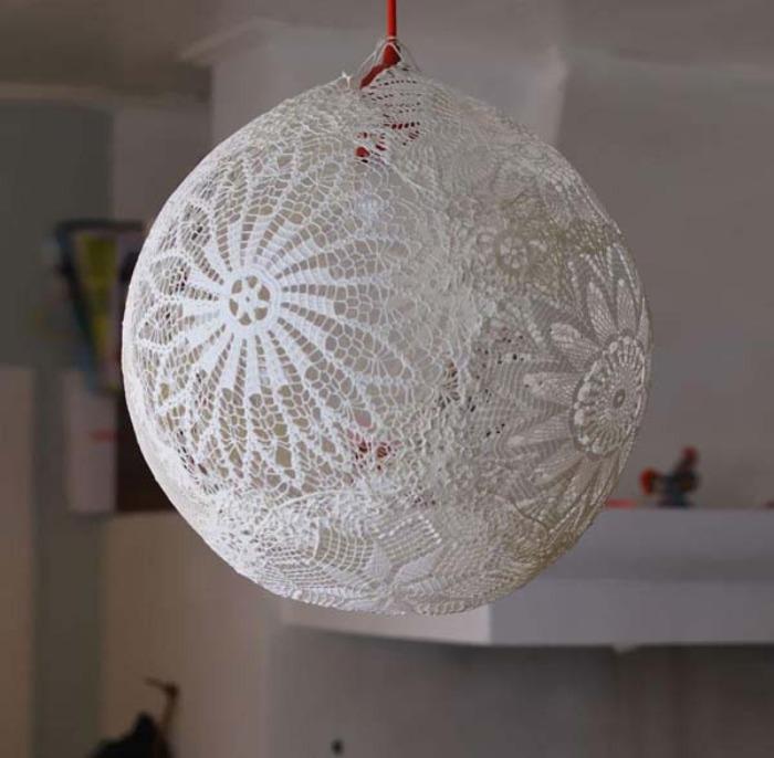 21 Lámparas Originales Que Puedes Hacer Tú Mismo En Casa | Bastísimo