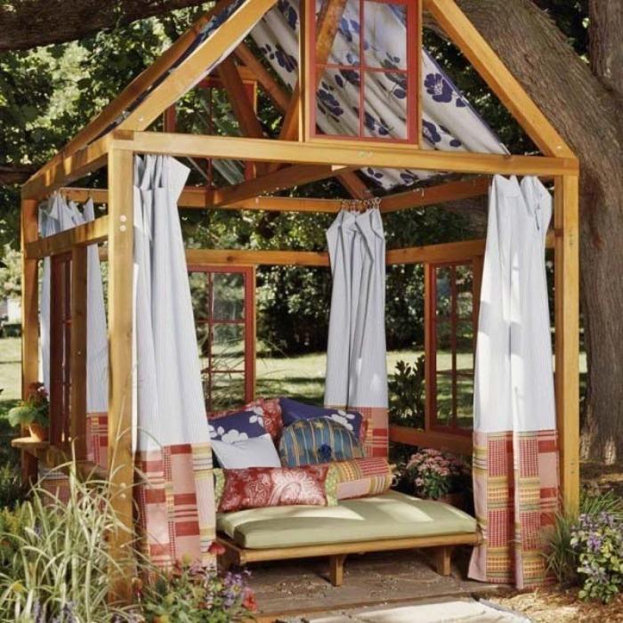 F ciles proyectos de bricolaje para tu patio trasero o - Bricolaje para casa ...