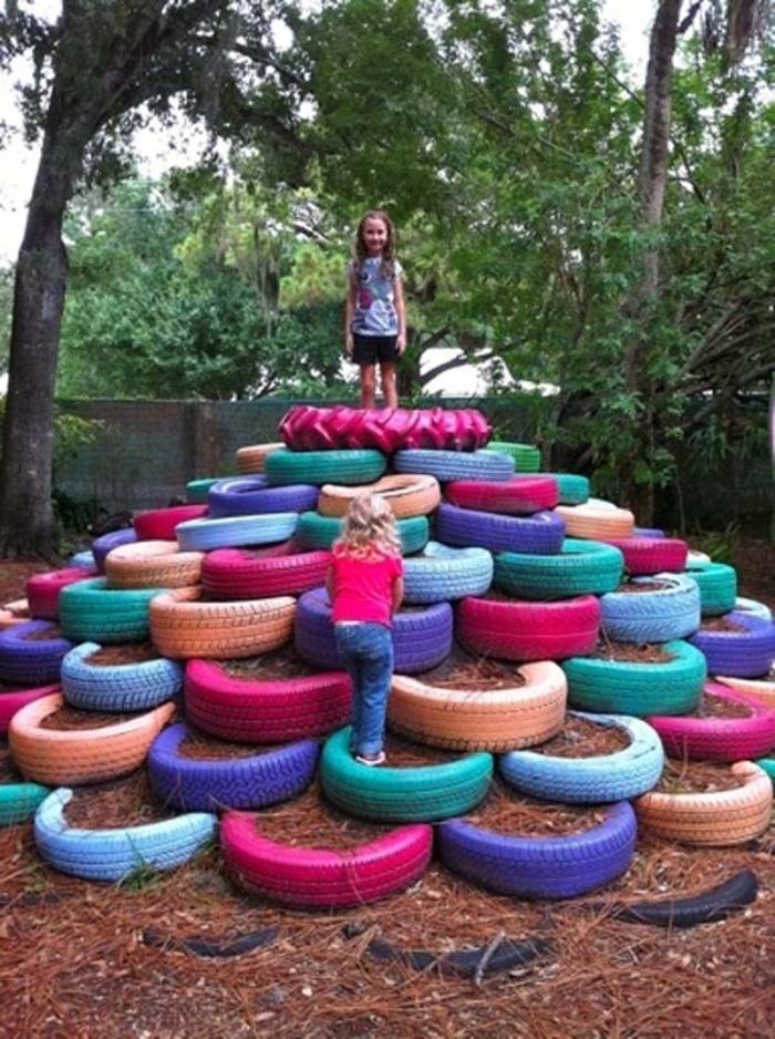 F ciles proyectos de bricolaje para tu patio trasero o for Bricolaje para jardin
